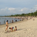 The Exotic Beach Of Kuta Bali - World Tour