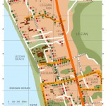 Wonderful Bali | Bali Maps | Map of Legian