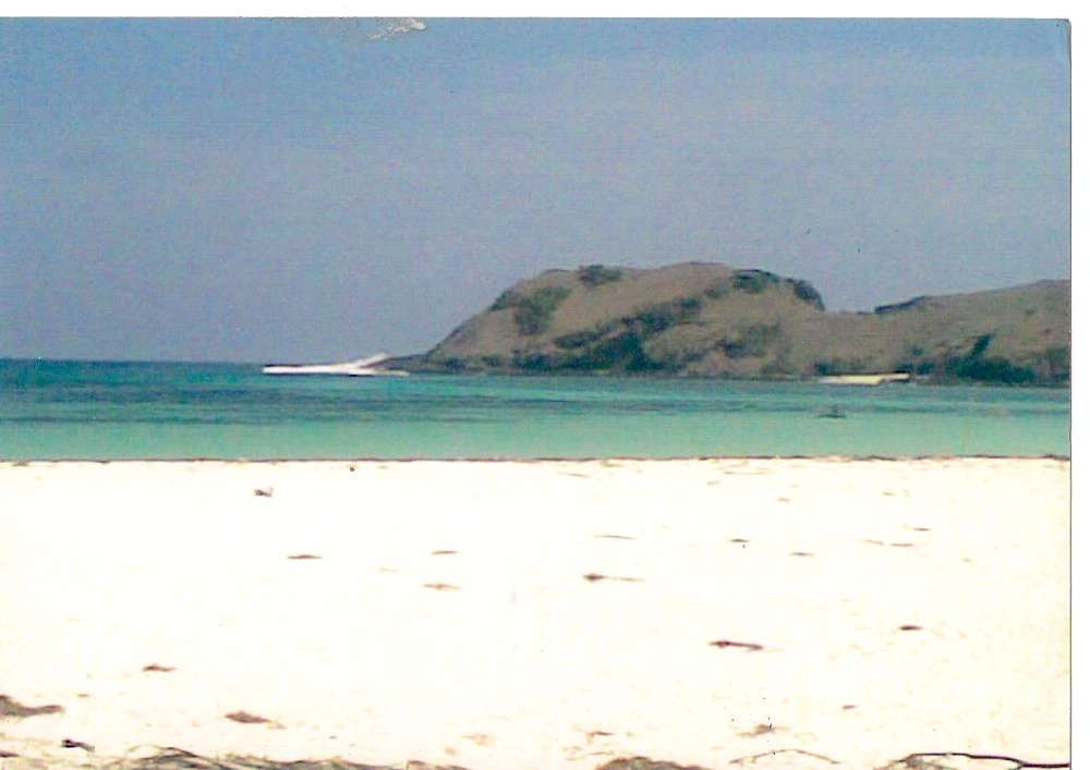 Tanjung Aan Beach in Lombok