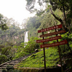 Tawangmangu Waterfall indonesia