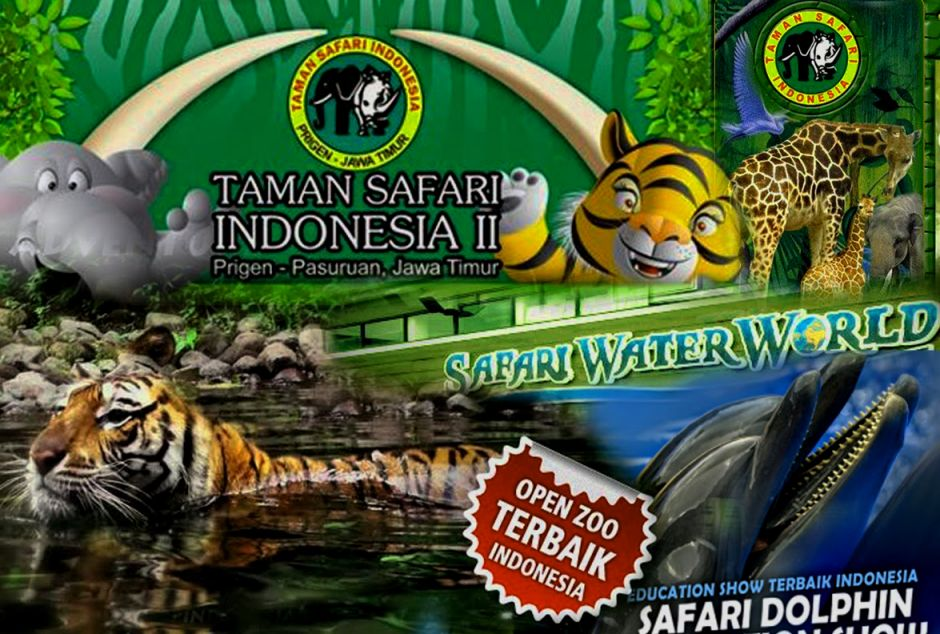 taman safari indonesia ii pasuruan