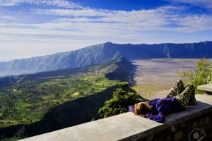 view point bromo